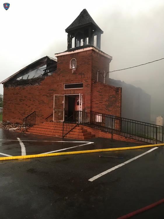 Mt.-Pleasant-Baptist-Church-Fire1
