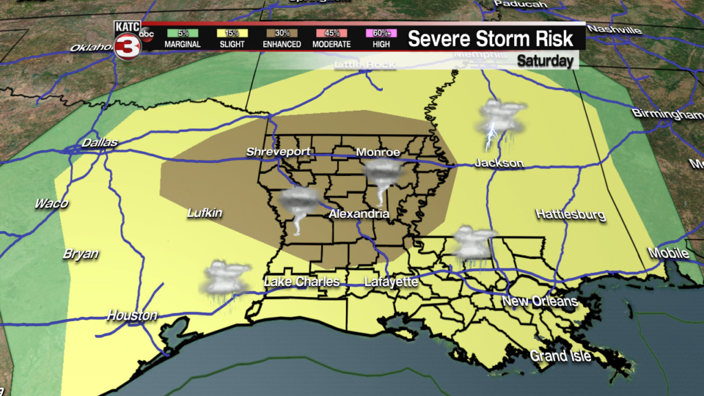 Severe weather still expected, a deep dive into the forecast