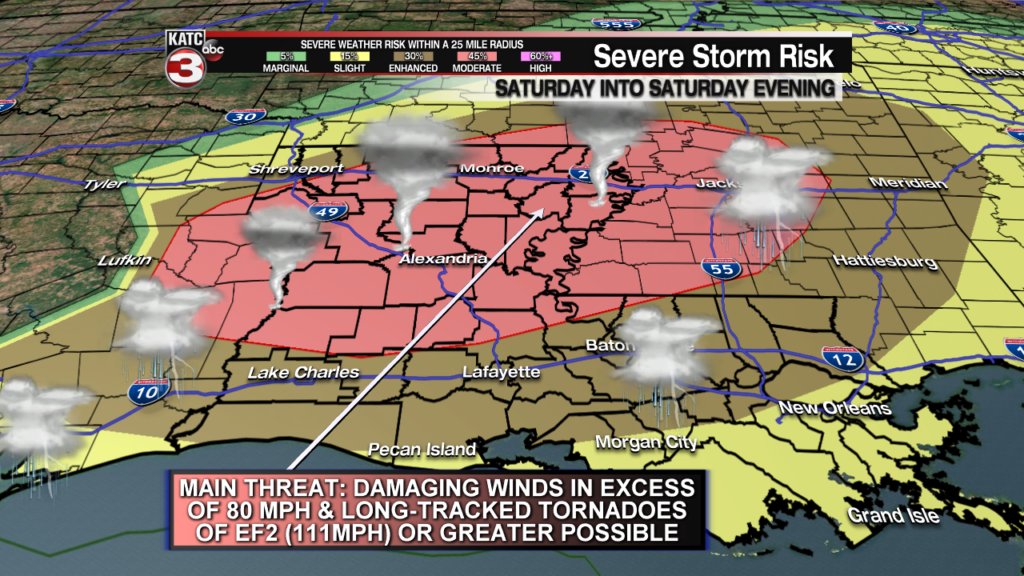 Late Afternoon Severe Weather Update