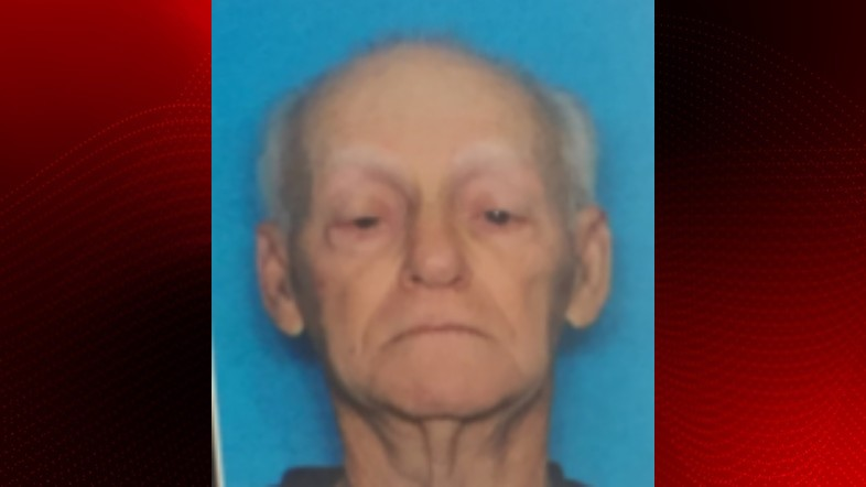 Missing man John E Brown from Evangeline Parish